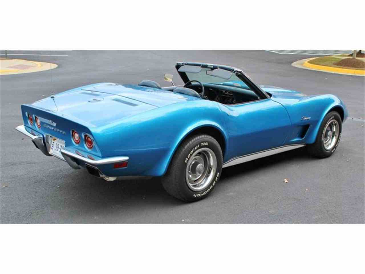 Large Picture of Classic 1973 Chevrolet Corvette located in Virginia - JSVR