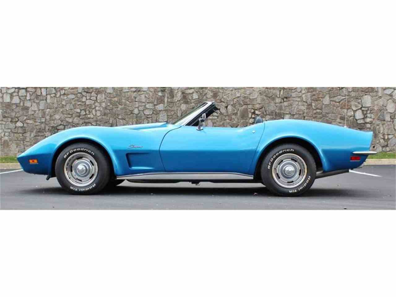 Large Picture of Classic 1973 Corvette - $28,500.00 - JSVR