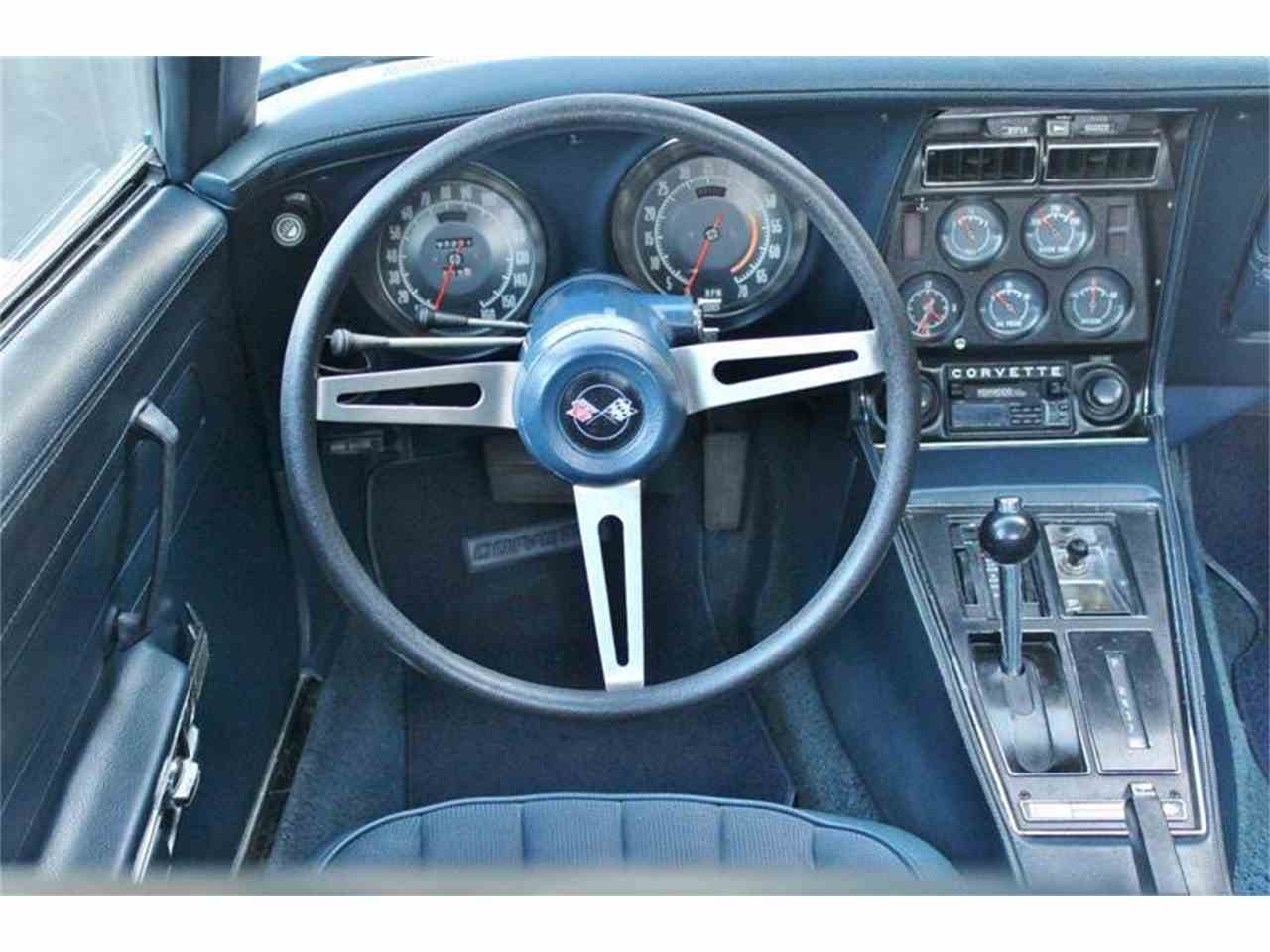 Large Picture of 1973 Chevrolet Corvette located in Virginia - $28,500.00 Offered by Cooper Corvettes - JSVR