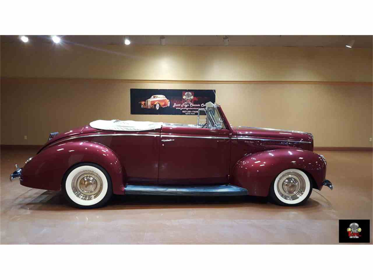 Large Picture of 1940 Deluxe located in Orlando Florida - $129,995.00 - JSW5