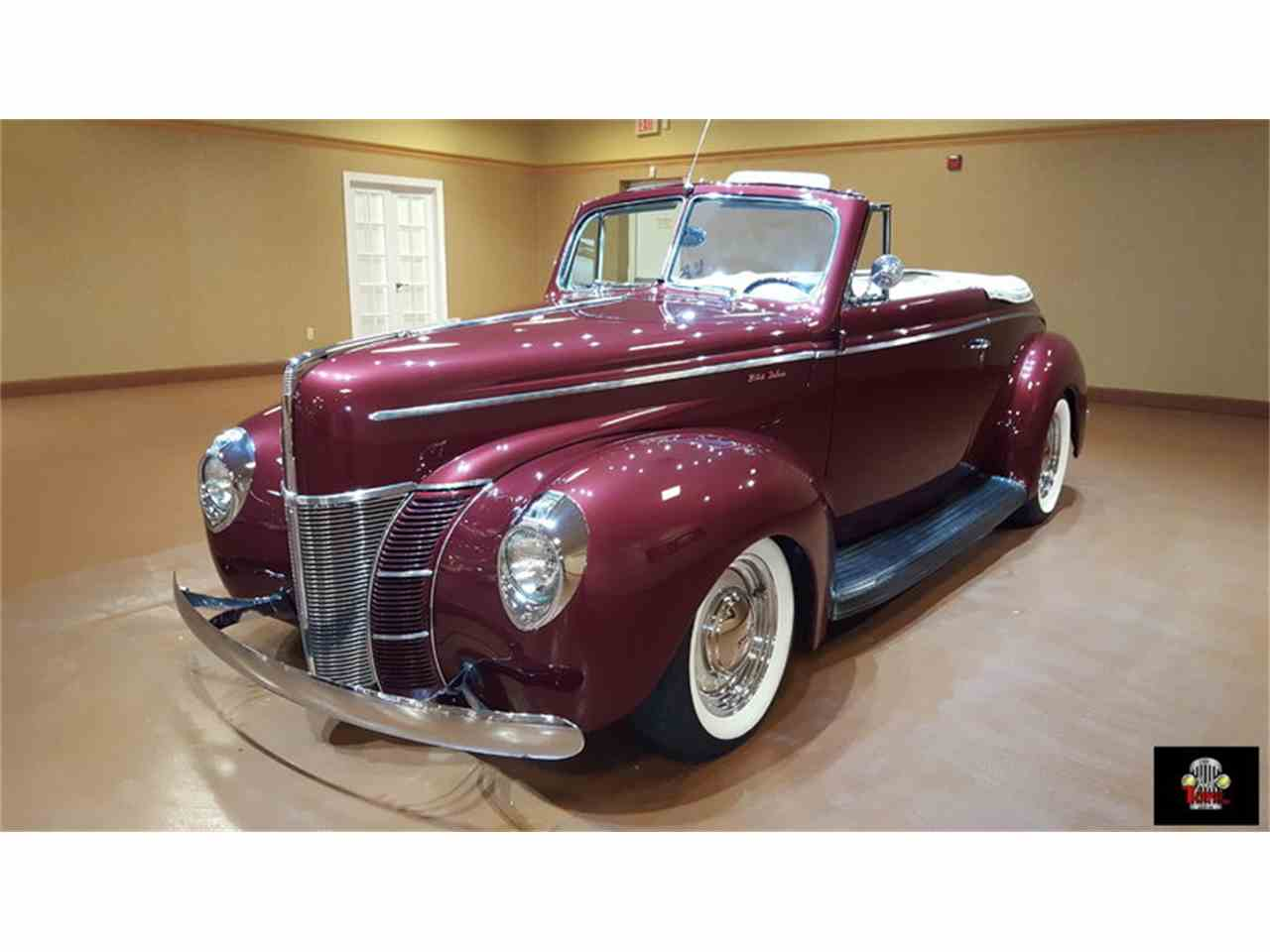 Large Picture of 1940 Deluxe located in Orlando Florida - $129,995.00 Offered by Just Toys Classic Cars - JSW5