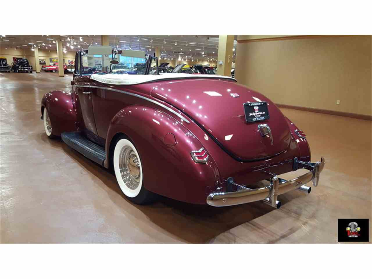 Large Picture of 1940 Ford Deluxe located in Orlando Florida - $129,995.00 Offered by Just Toys Classic Cars - JSW5