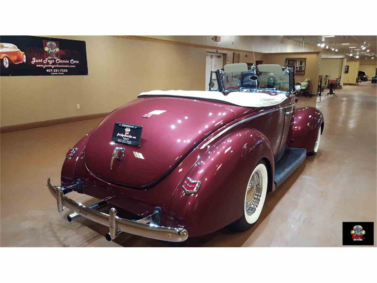 Large Picture of 1940 Deluxe Offered by Just Toys Classic Cars - JSW5