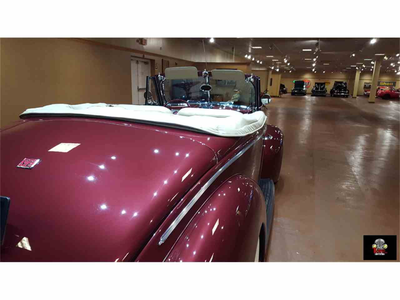 Large Picture of Classic '40 Ford Deluxe located in Florida - $129,995.00 Offered by Just Toys Classic Cars - JSW5
