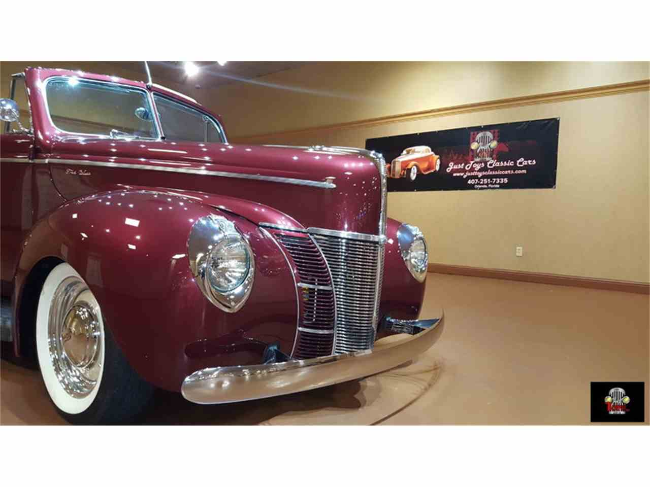 Large Picture of '40 Ford Deluxe - JSW5