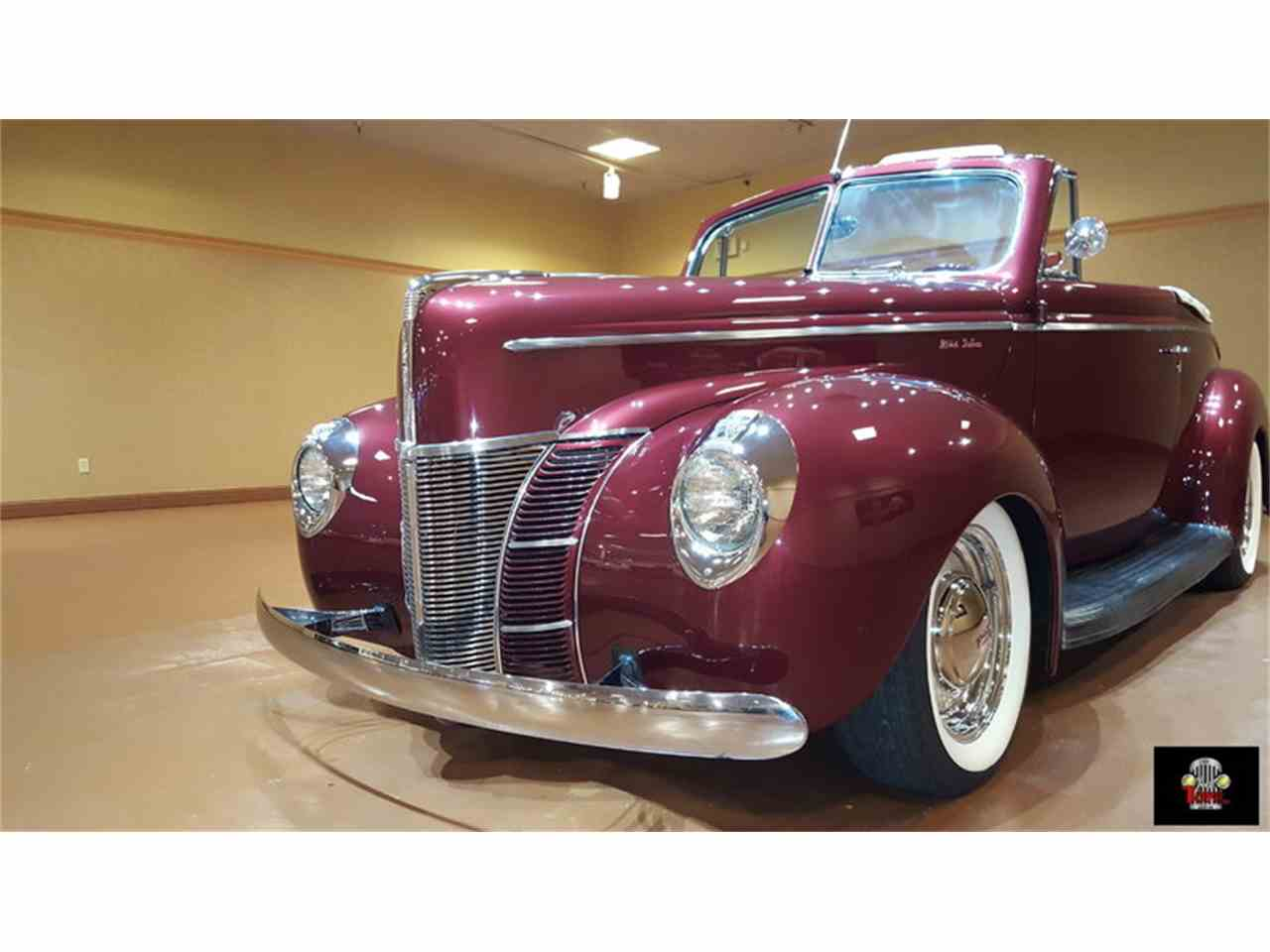 Large Picture of '40 Ford Deluxe located in Florida - $129,995.00 - JSW5