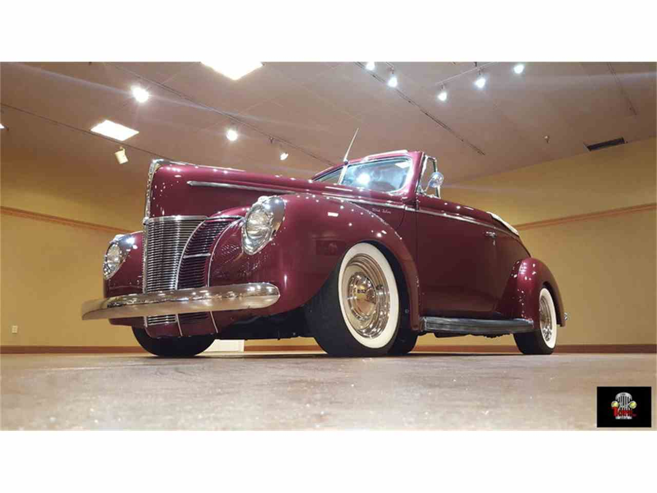 Large Picture of 1940 Ford Deluxe - $129,995.00 Offered by Just Toys Classic Cars - JSW5