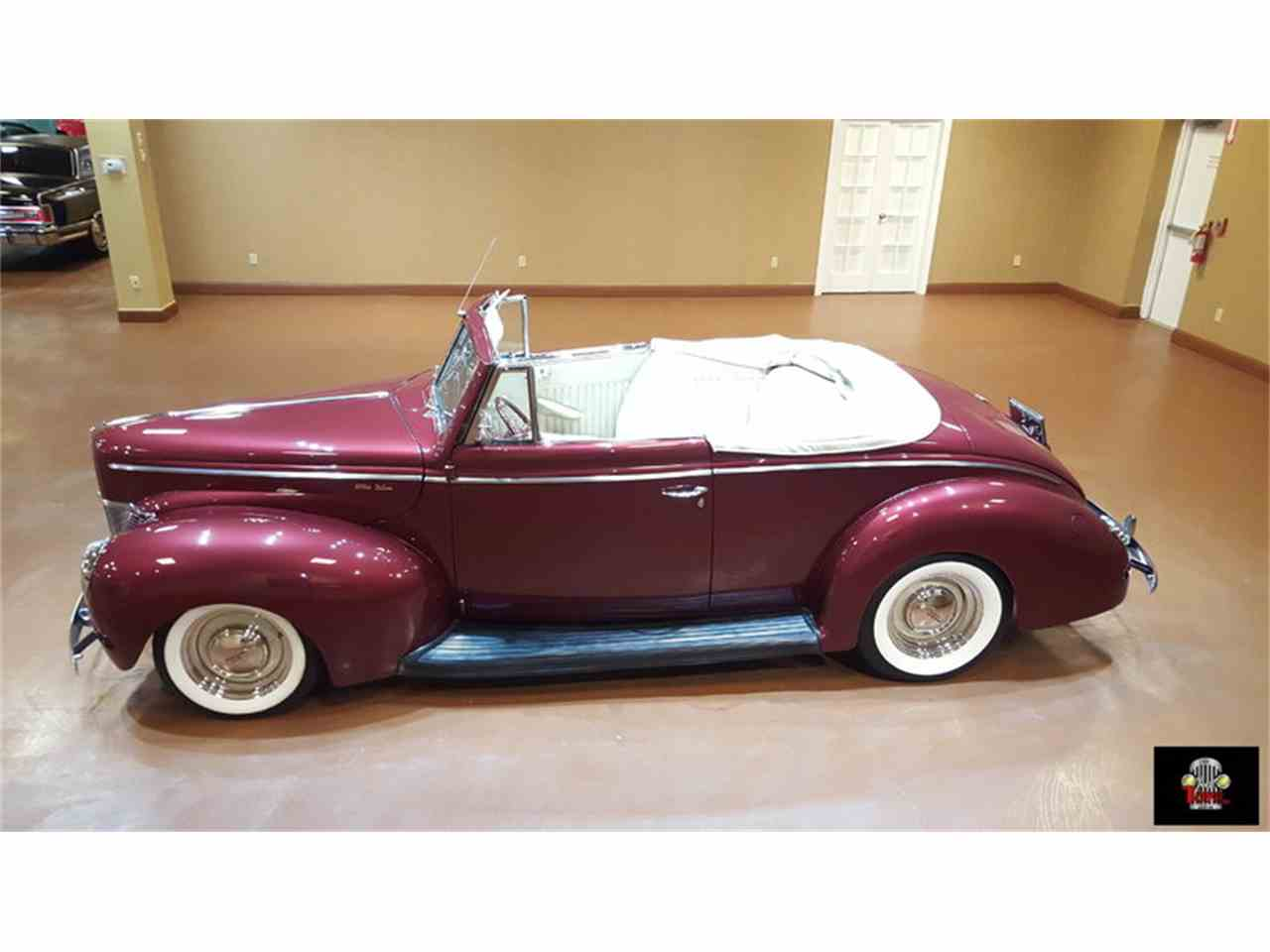Large Picture of '40 Deluxe located in Orlando Florida Offered by Just Toys Classic Cars - JSW5