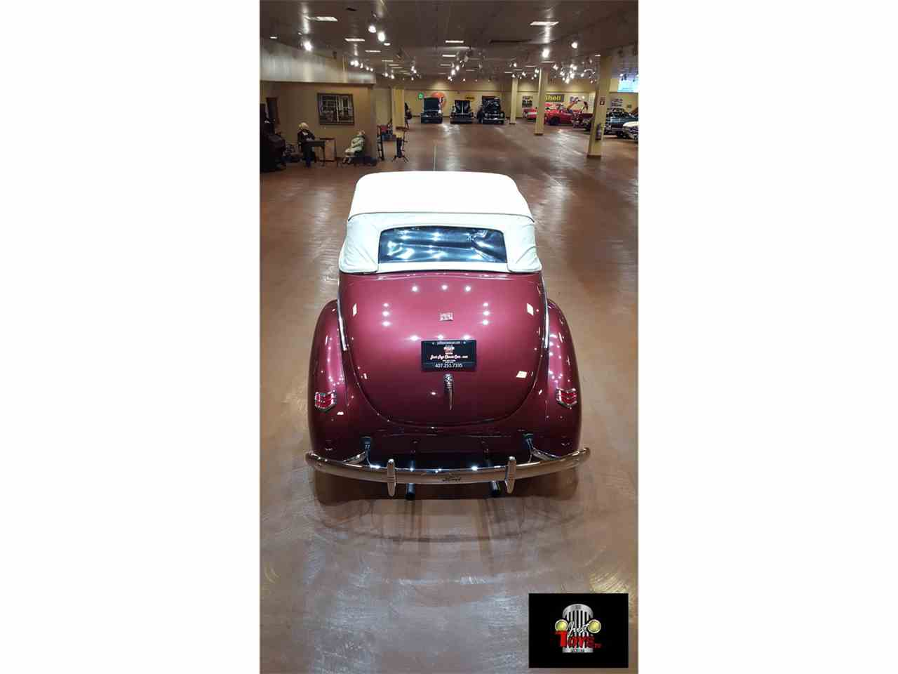 Large Picture of Classic 1940 Ford Deluxe Offered by Just Toys Classic Cars - JSW5