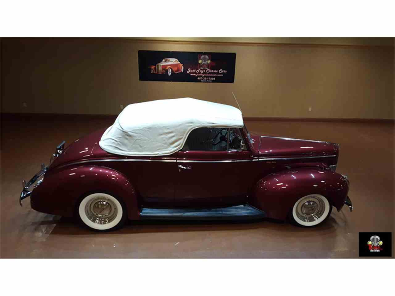 Large Picture of 1940 Ford Deluxe located in Orlando Florida - $129,995.00 - JSW5