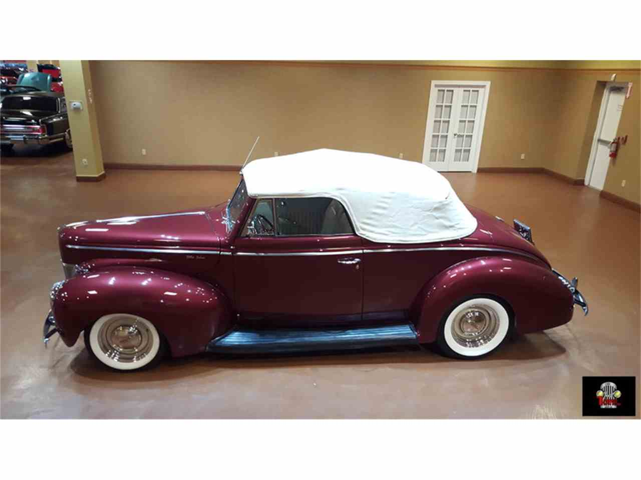 Large Picture of Classic 1940 Deluxe located in Florida - $129,995.00 Offered by Just Toys Classic Cars - JSW5