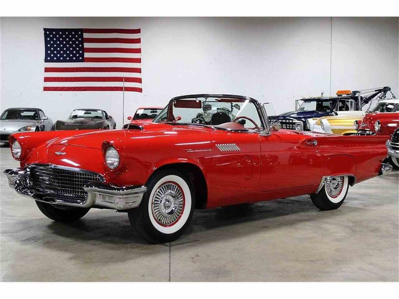 Large Picture of Classic '57 Ford Thunderbird located in Kentwood Michigan - JSW7