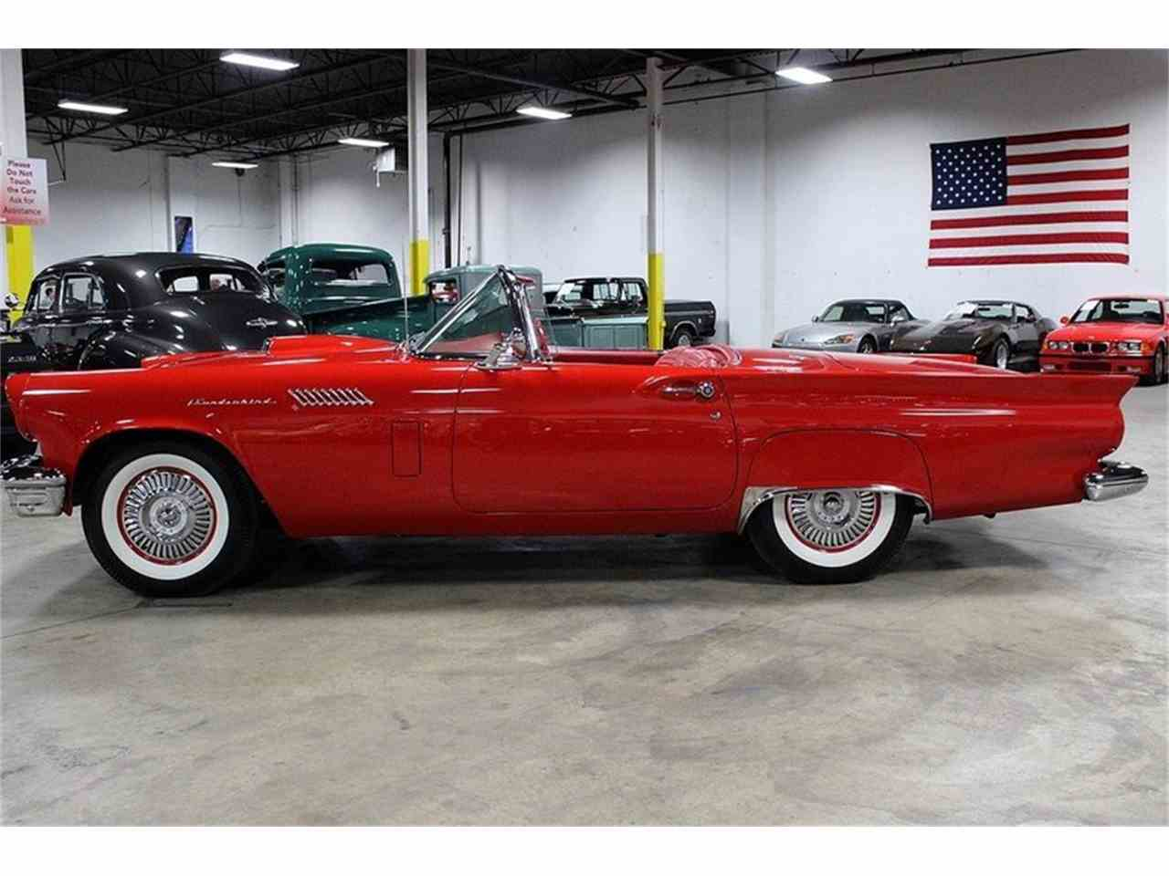 Large Picture of '57 Thunderbird Offered by GR Auto Gallery - JSW7