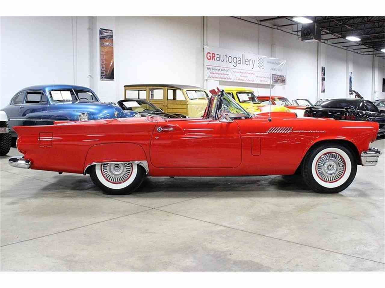 Large Picture of 1957 Ford Thunderbird located in Kentwood Michigan - JSW7