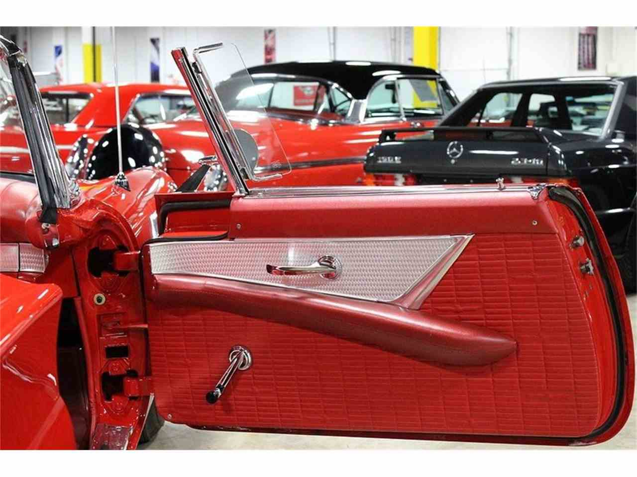 Large Picture of '57 Ford Thunderbird located in Kentwood Michigan Offered by GR Auto Gallery - JSW7
