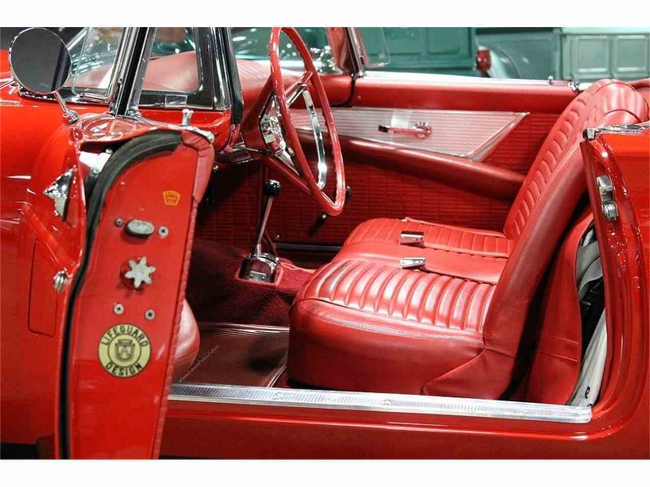 Large Picture of Classic 1957 Ford Thunderbird located in Michigan - $51,900.00 - JSW7