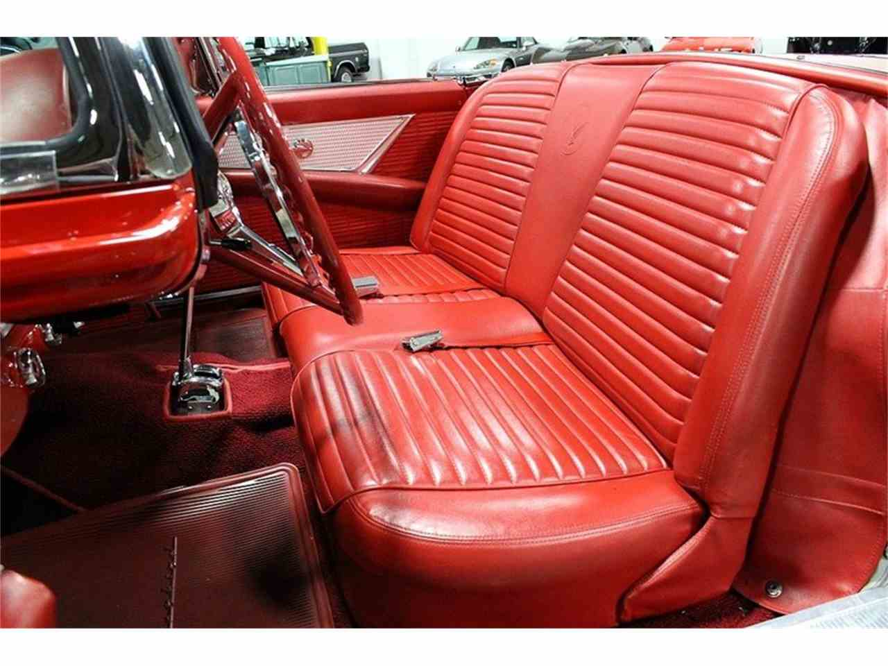 Large Picture of Classic '57 Ford Thunderbird located in Kentwood Michigan - $51,900.00 Offered by GR Auto Gallery - JSW7