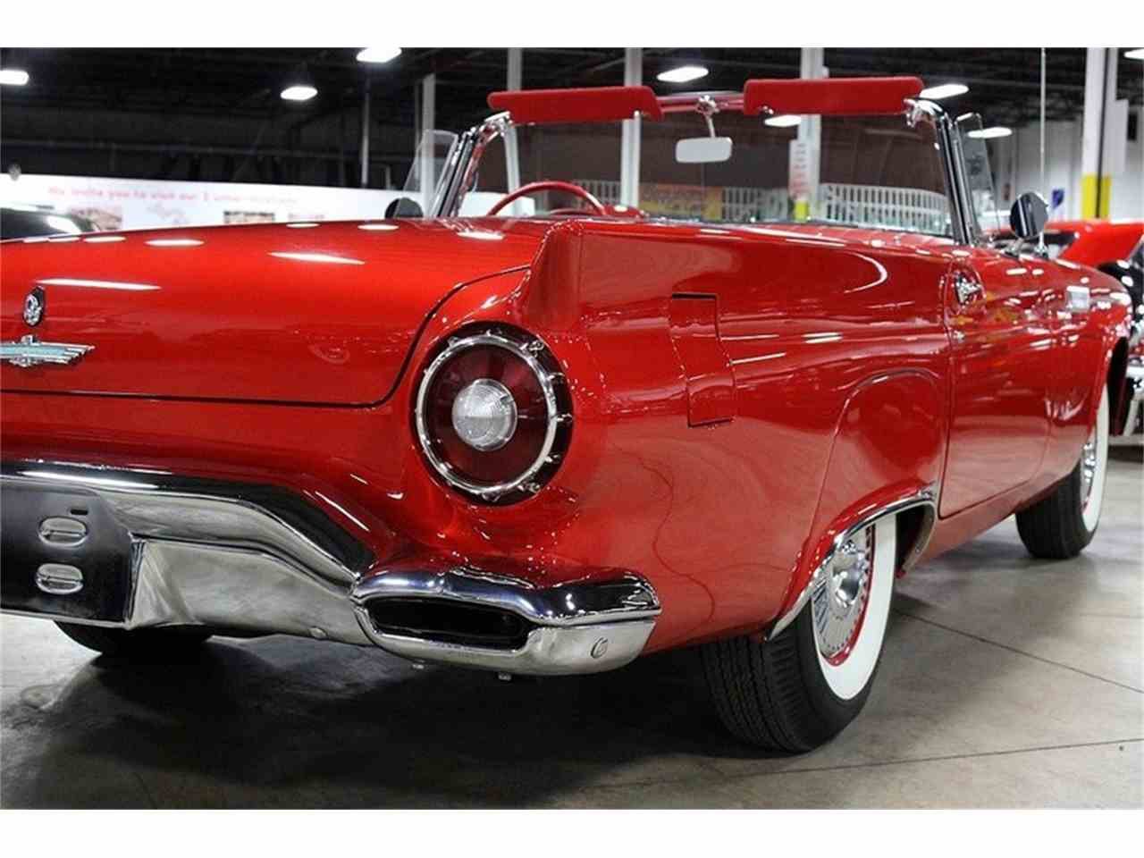 Large Picture of '57 Thunderbird located in Kentwood Michigan Offered by GR Auto Gallery - JSW7