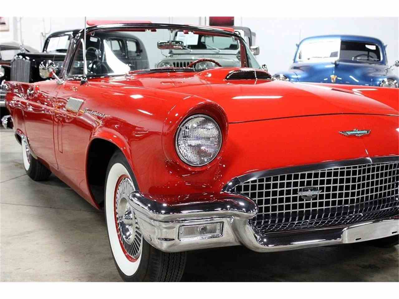 Large Picture of Classic '57 Thunderbird located in Kentwood Michigan - $51,900.00 - JSW7