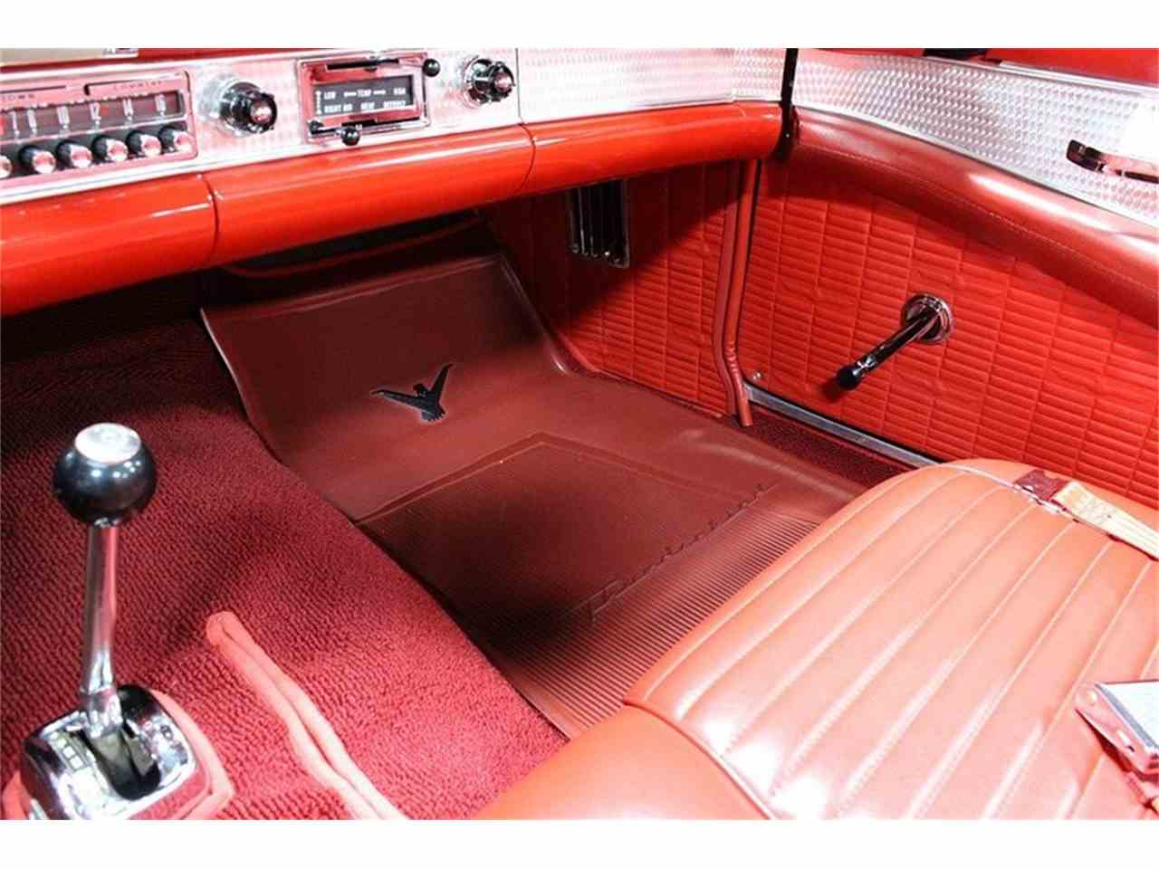 Large Picture of '57 Ford Thunderbird located in Kentwood Michigan - JSW7