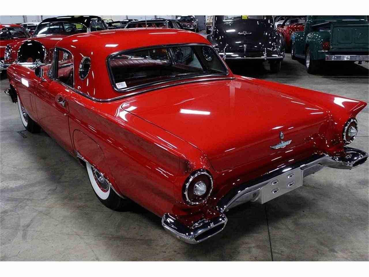 Large Picture of Classic 1957 Ford Thunderbird - $51,900.00 Offered by GR Auto Gallery - JSW7
