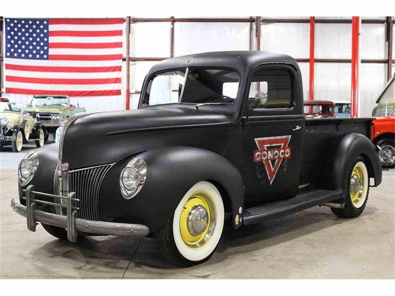 1940 Ford Pickup for Sale   ClassicCars.com   CC-923920