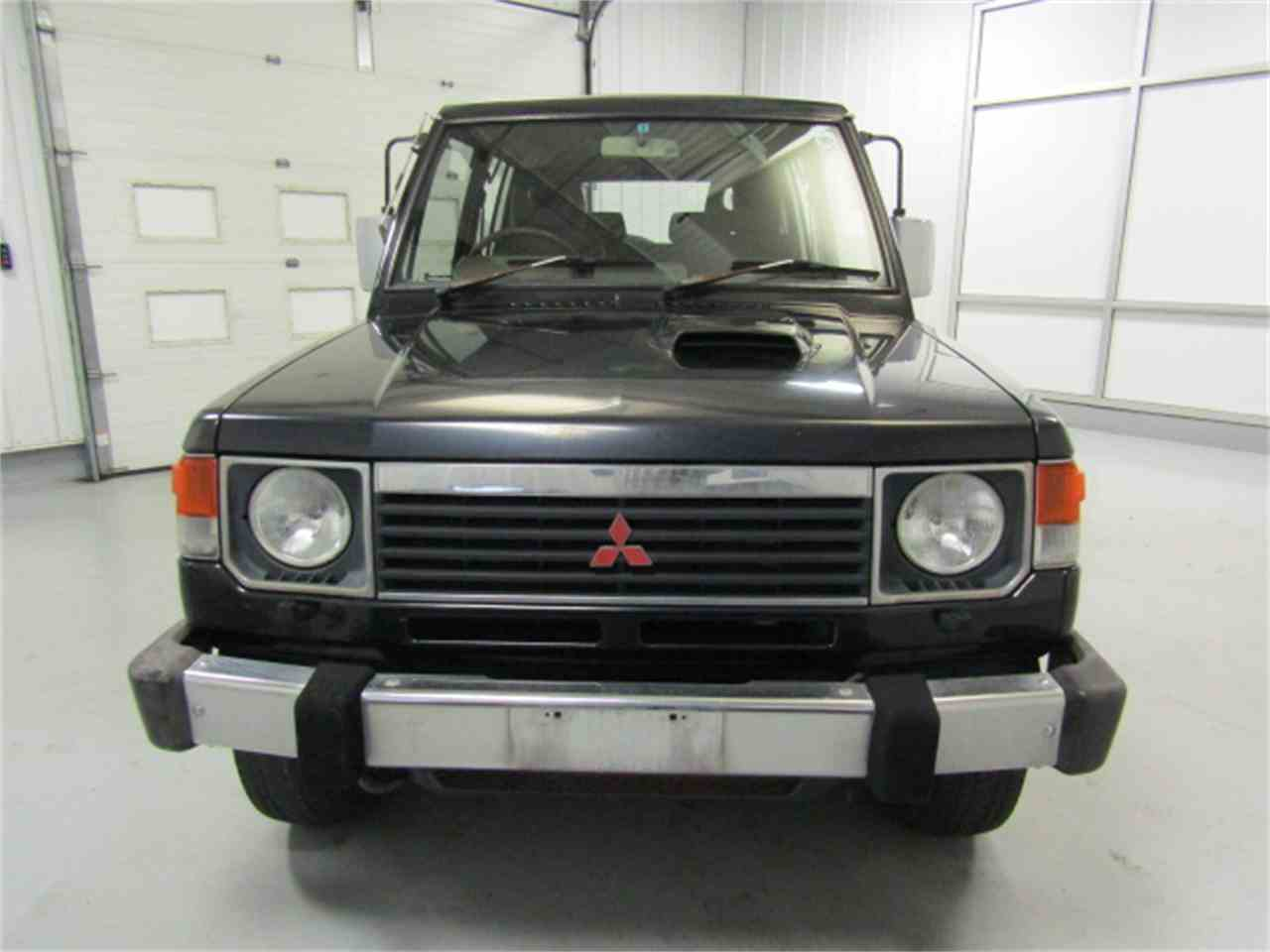 Large Picture of '90 Pajero - JSZ2