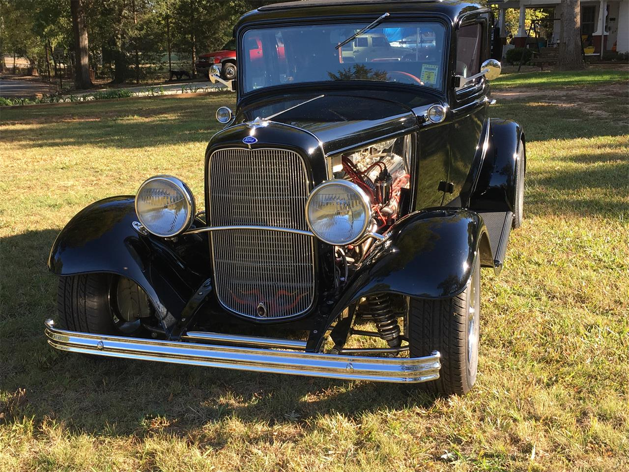 Large Picture of '32 5-Window Coupe - JSZ6