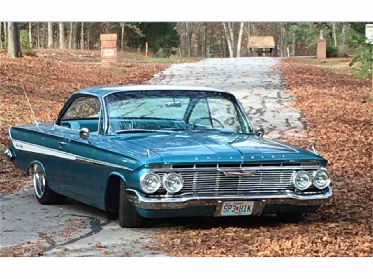 1961 Chevrolet Impala for Sale   ClassicCars.com   CC-924026