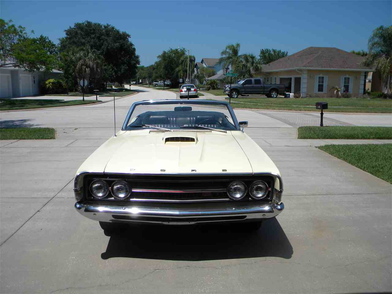 Large Picture of 1969 Ford Torino located in Florida - $27,500.00 Offered by a Private Seller - JT0N