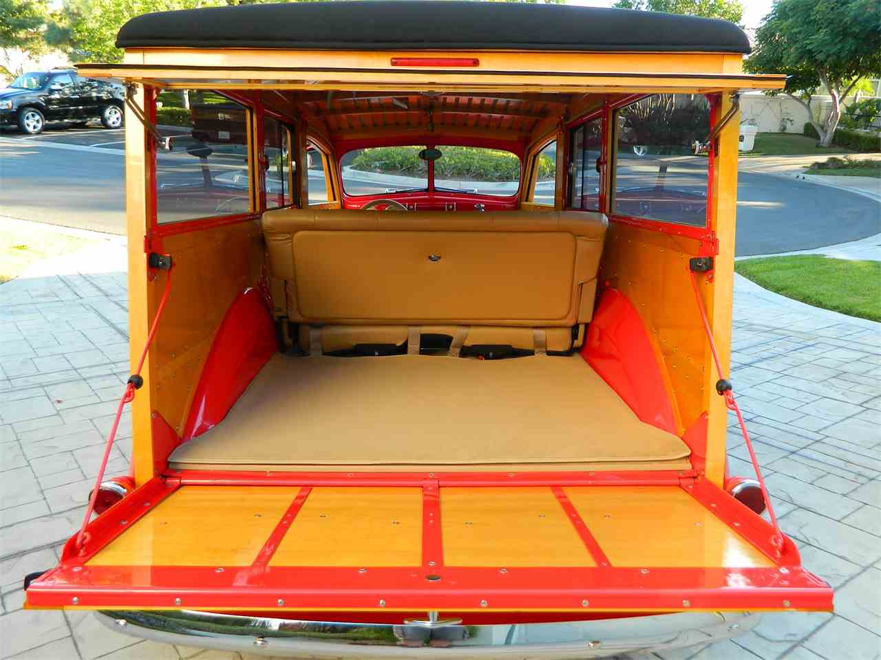 Large Picture of '38 Woody Wagon - JT0Y