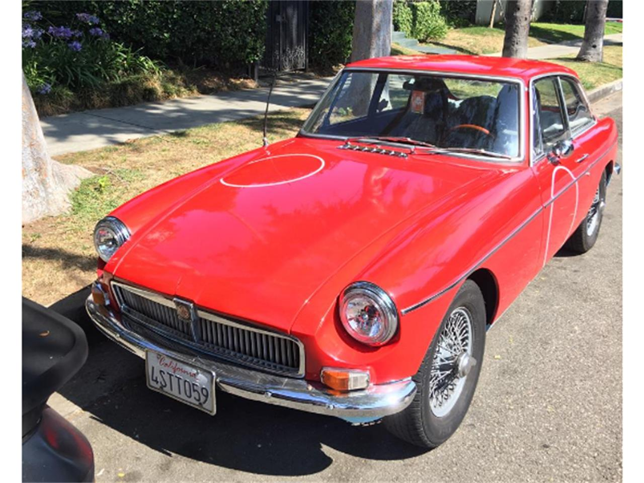 Auto Manual For A Mgb 68