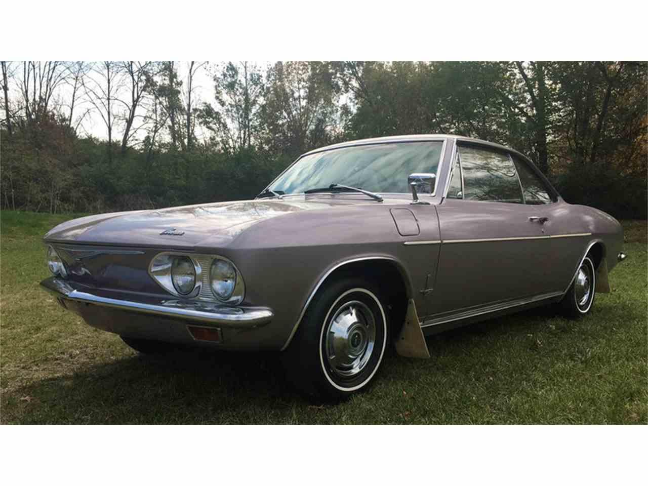 1965 Chevrolet Corvair for Sale | ClassicCars.com | CC-924103