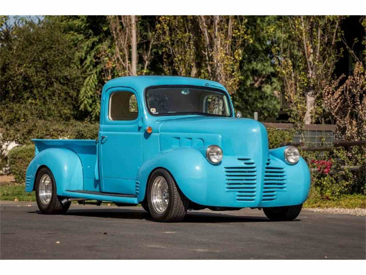 Large Picture of Classic '39 Dodge Pickup located in San Juan Capistrano California - $38,990.00 - JQ73