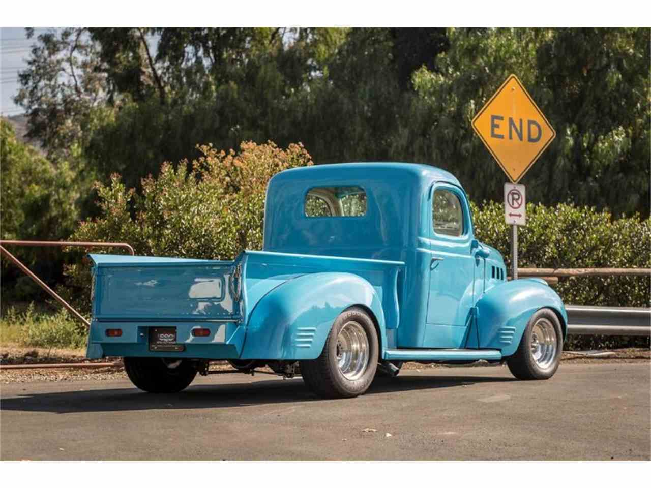 Large Picture of 1939 Pickup Offered by California Supersport Auto - JQ73