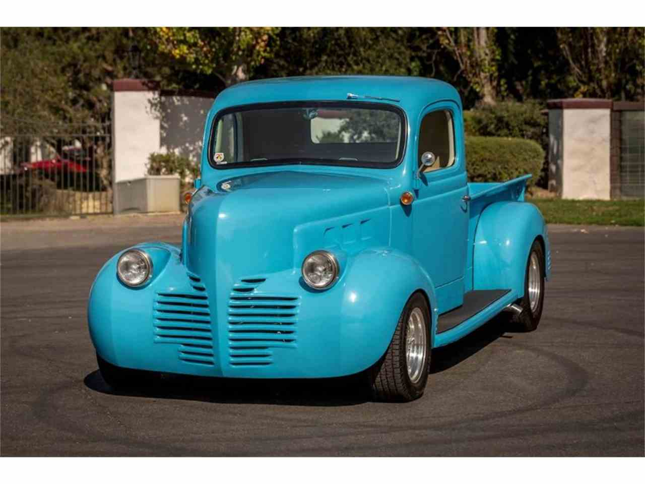 Large Picture of Classic '39 Dodge Pickup Offered by California Supersport Auto - JQ73