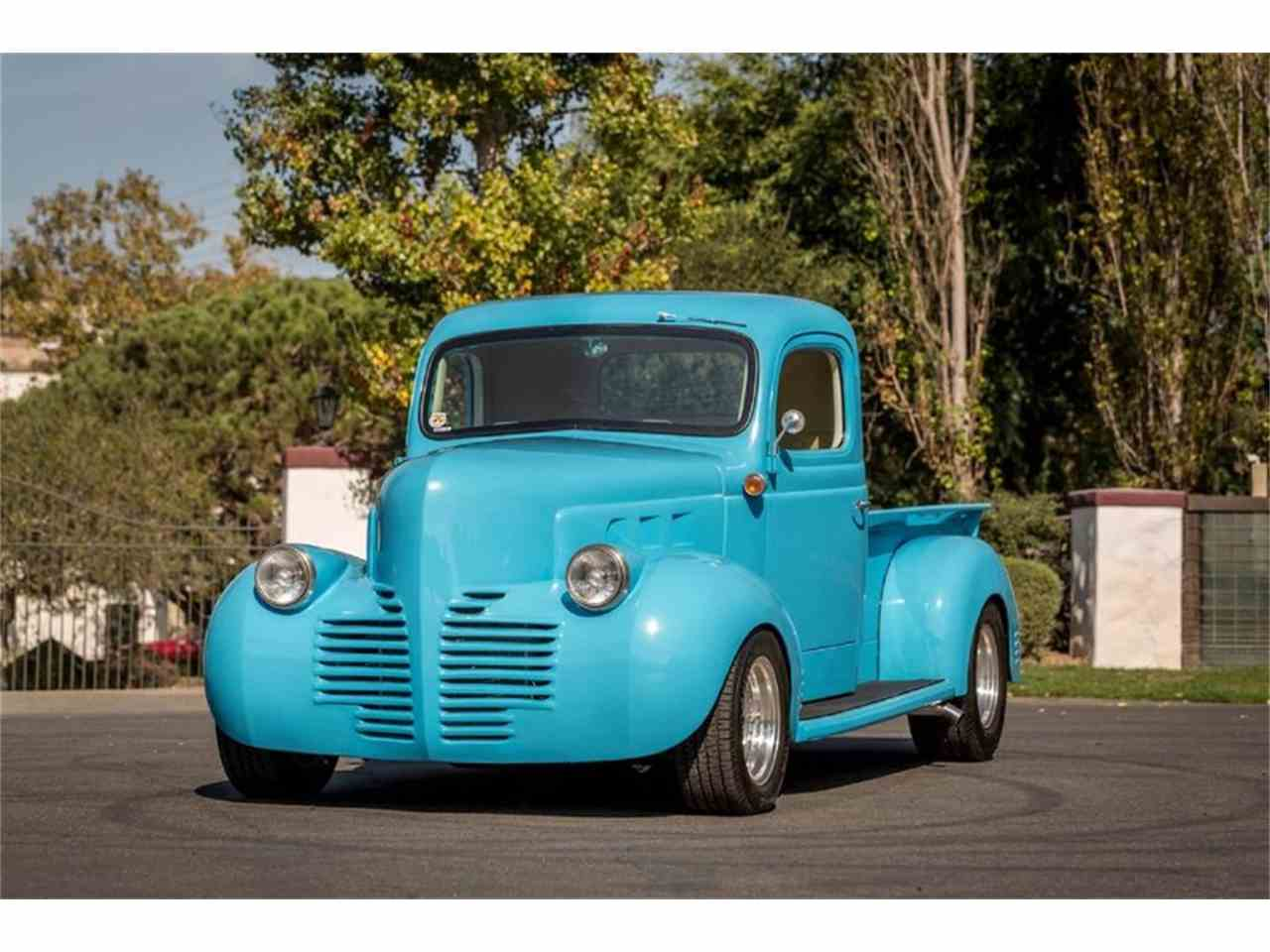 Large Picture of 1939 Dodge Pickup located in California Offered by California Supersport Auto - JQ73