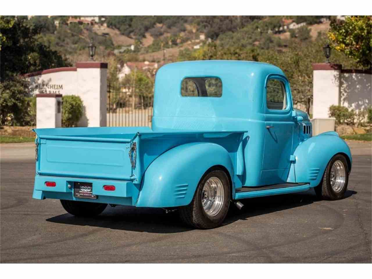 Large Picture of Classic 1939 Pickup located in California Offered by California Supersport Auto - JQ73