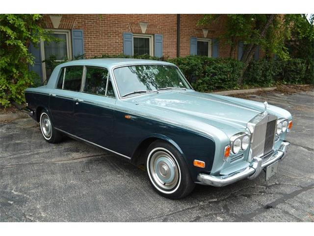 Picture of Classic '72 Silver Shadow located in Carey Illinois - JT5I