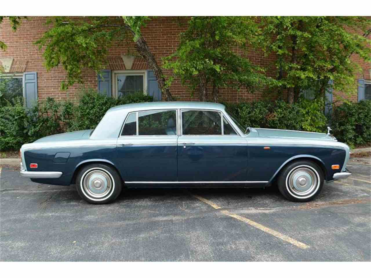 Large Picture of '72 Silver Shadow - JT5I