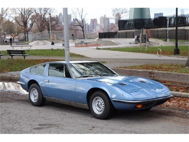 Picture of Classic '71 Maserati Indy located in New York - $67,500.00 - JT70