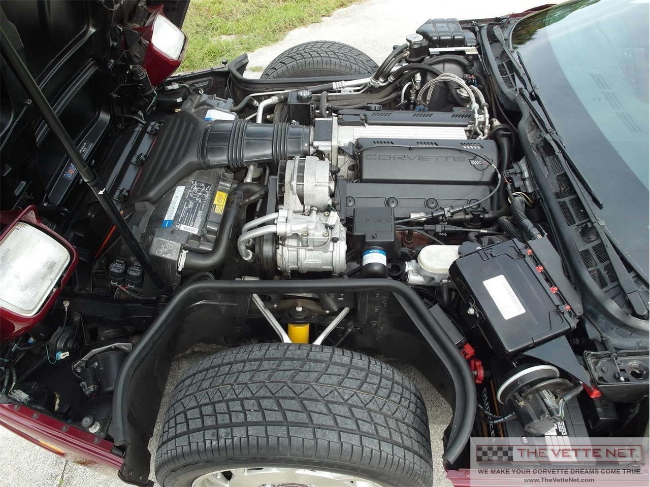 Large Picture of '93 Corvette - JT7N