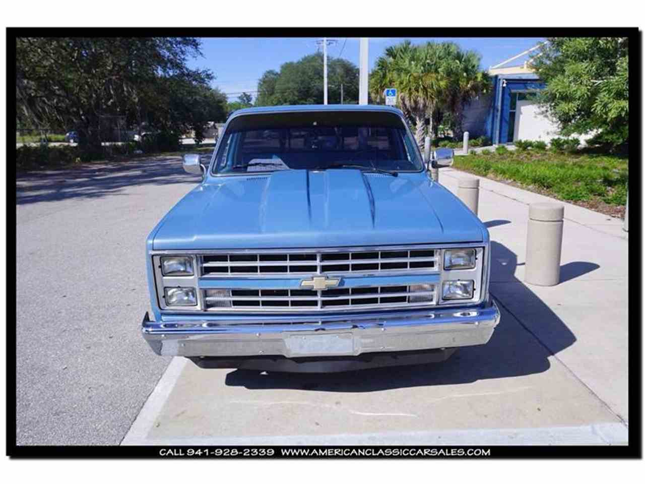 Large Picture of '85 C/K 10 - JT7T