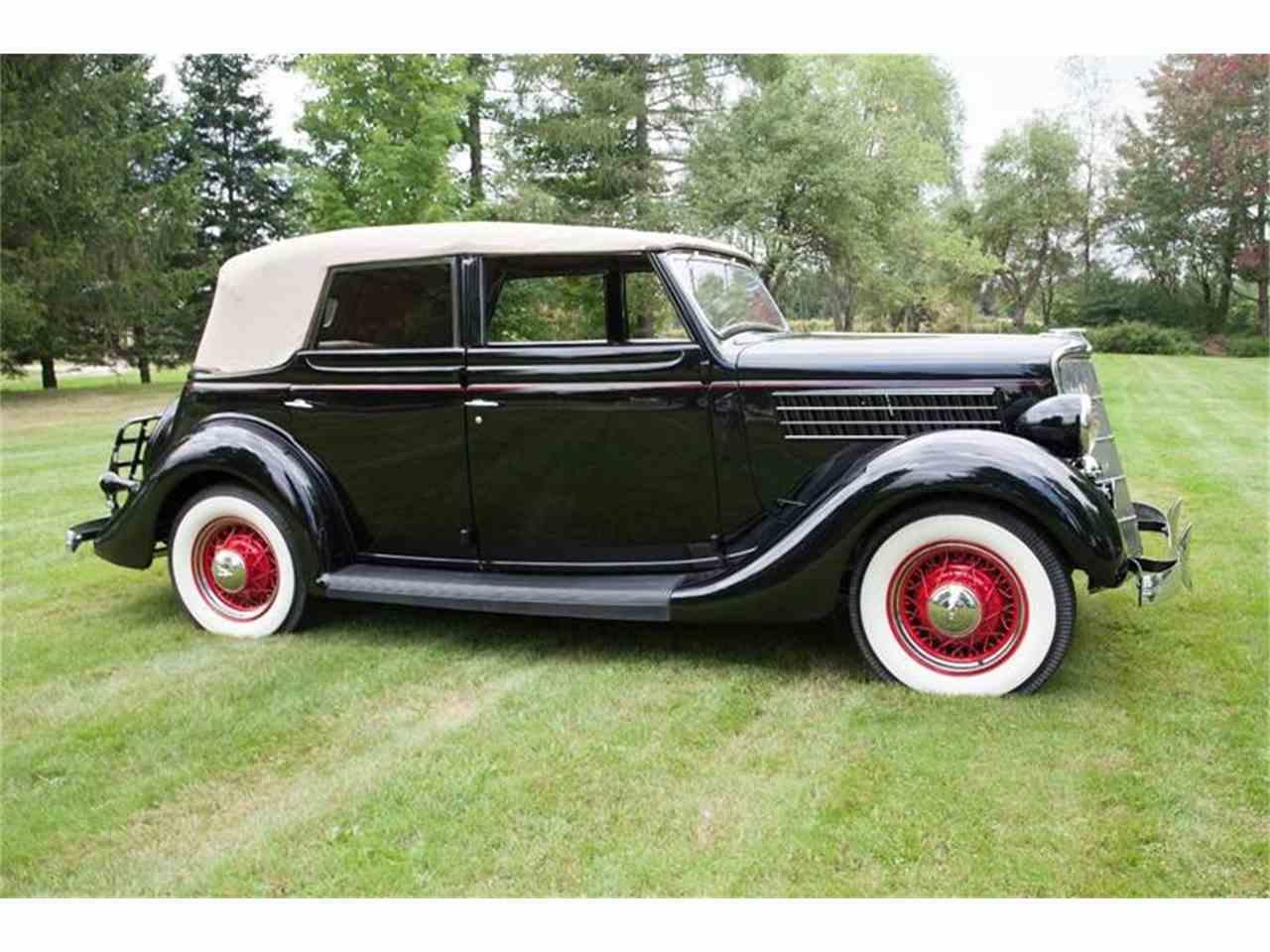 1935 ford sedan for sale cc 924431. Black Bedroom Furniture Sets. Home Design Ideas