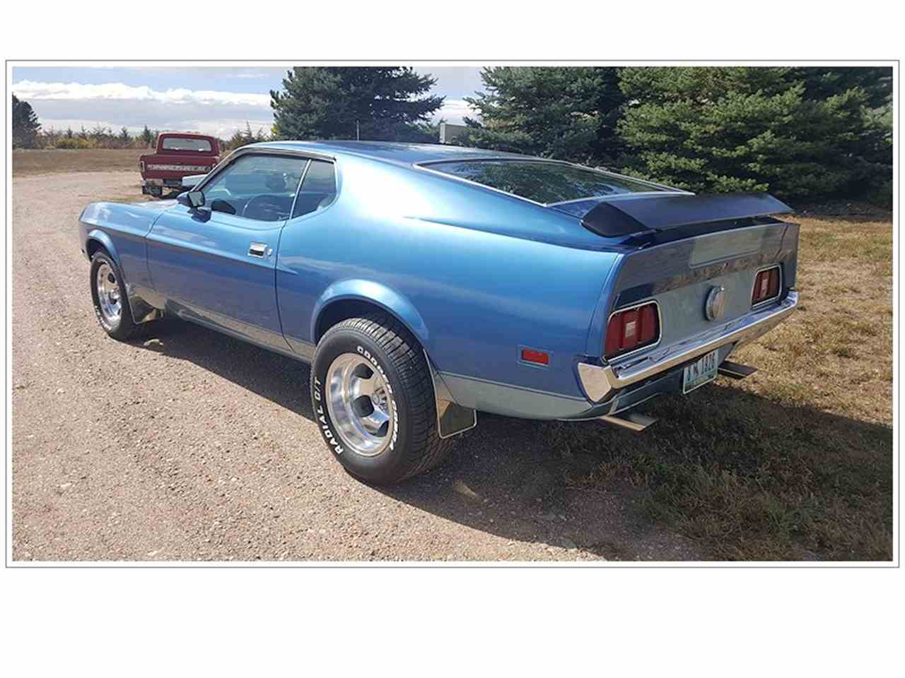 Large Picture of '72 Mustang - JTAP