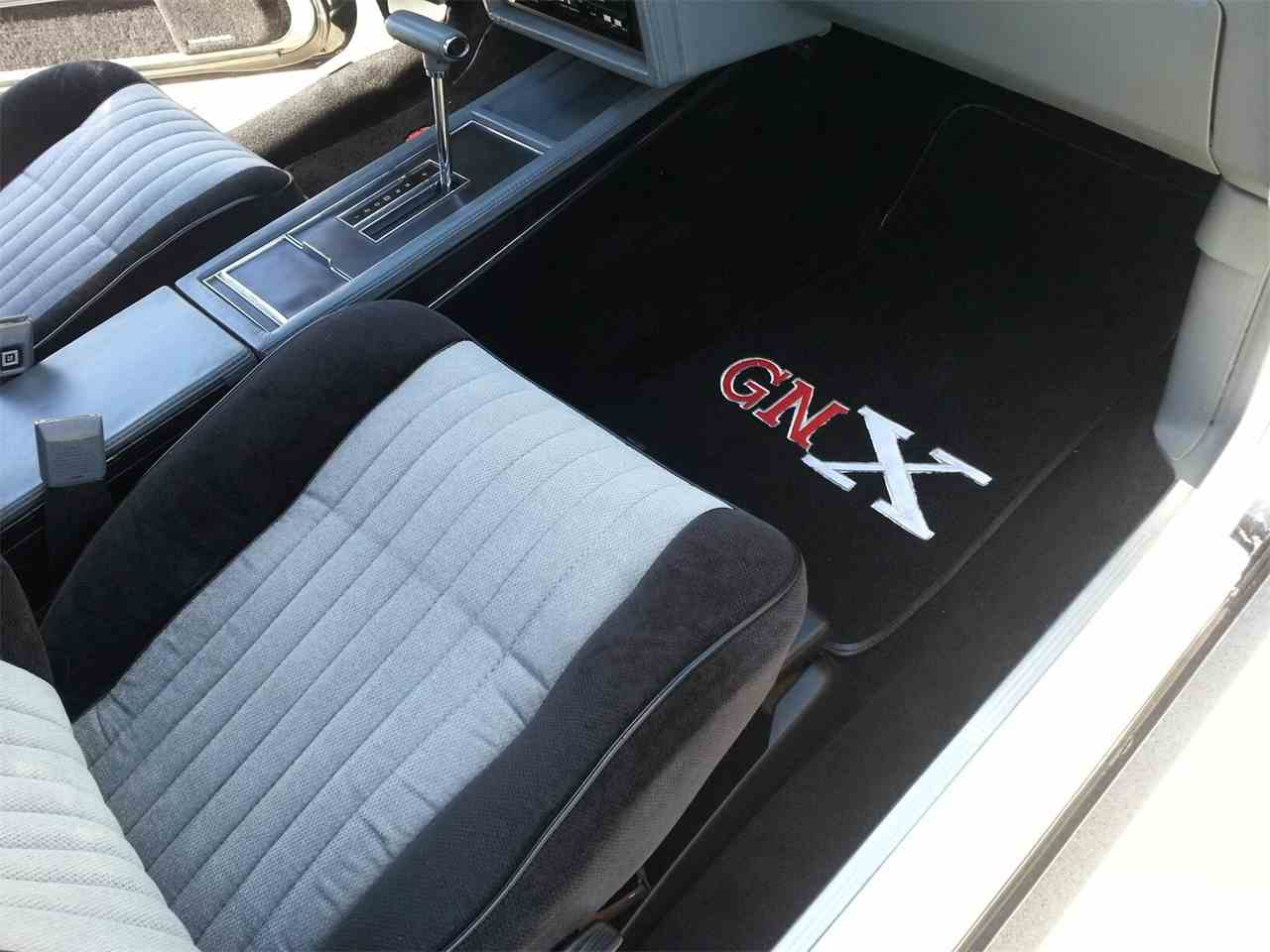 Large Picture of '87 GNX - JTAQ
