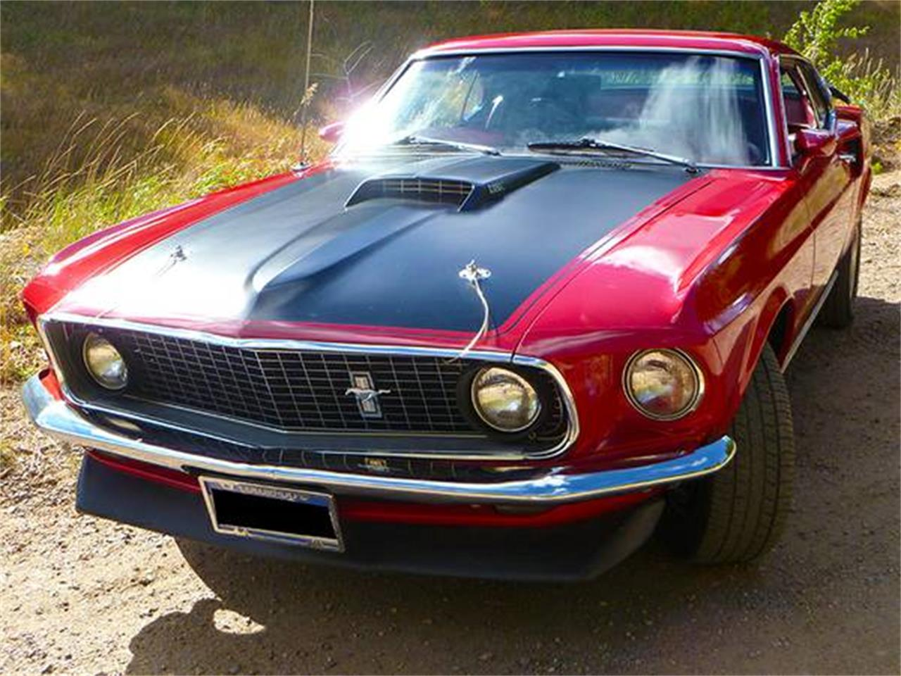 For sale 1969 ford mustang mach 1 in denver colorado