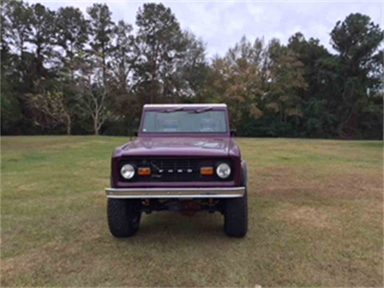 Large Picture of '70 Bronco - JTAY