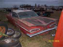 Picture of '59 Impala located in Parkers Prairie Minnesota - $8,500.00 Offered by Dan's Old Cars - JTBC