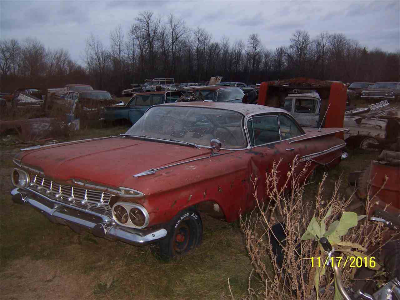 Large Picture of Classic '59 Impala Offered by Dan's Old Cars - JTBC